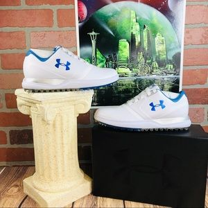 Under Armour UA Performance SL Golf Cleats Shoes